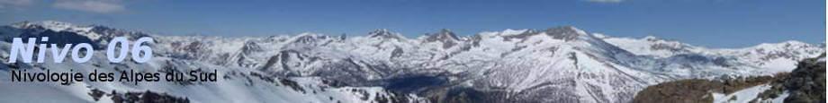 Nivologie des Alpes du Sud